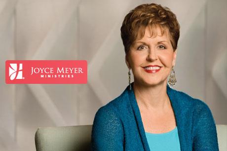 Bà Joyce Meyer đã dành nhiều năm hầu việc Chúa trong lĩnh vực giảng dạy lời Chúa